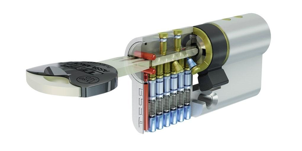 bombin alta seguridad tx80