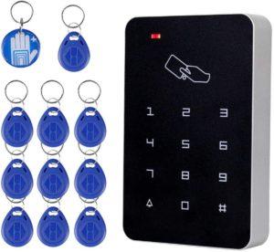 cerradura digital con teclado numerico