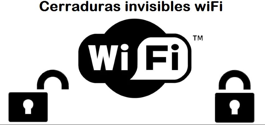 cerraduras invisibles wifi